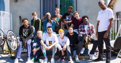 Brockhampton announces the Stereo Spirit Tour