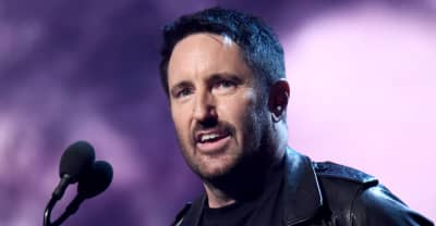 Trent Reznor issues statement condemning Marilyn Manson