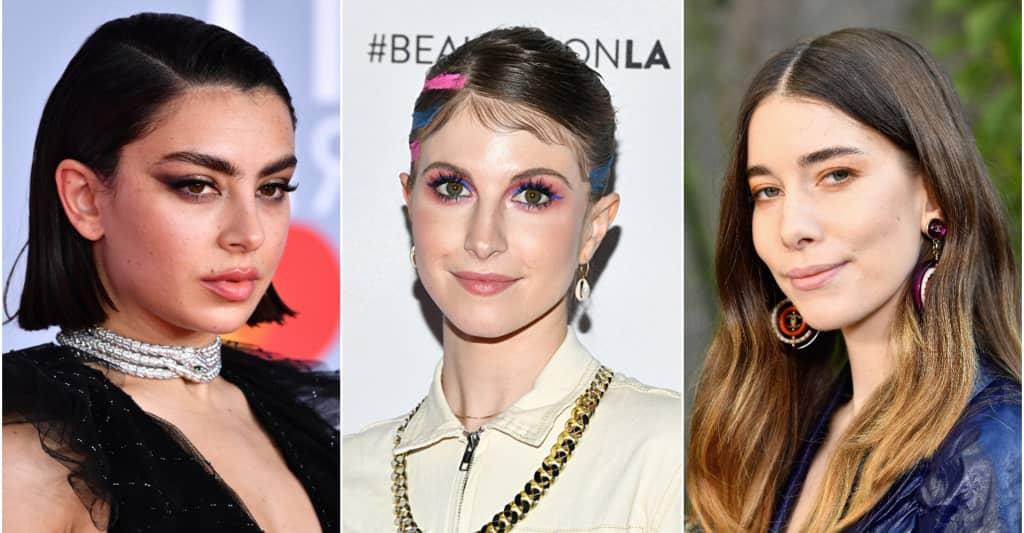 The Pop List: Charli XCX, Hayley Williams, HAIM, and more