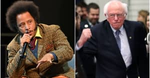 The Coup's Boots Riley says his first-ever vote will be for Bernie Sanders