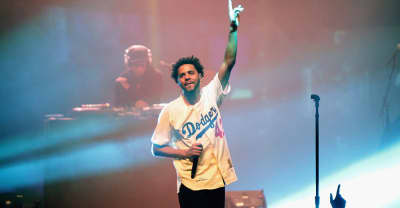 J. Cole shares KOD album cover and tracklist