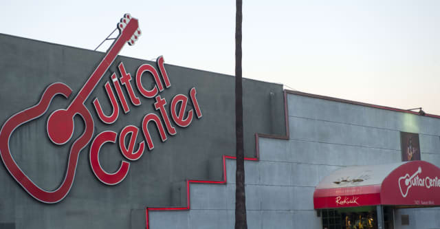 Report: Guitar Center considering bankruptcy 1