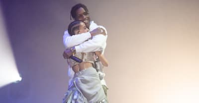 Watch FKA Twigs perform with A$AP Rocky in New York