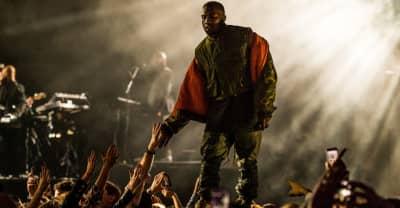 Watch Kanye West's new Donda livestream