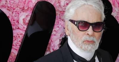 Karl Lagerfeld has passed away, age 85