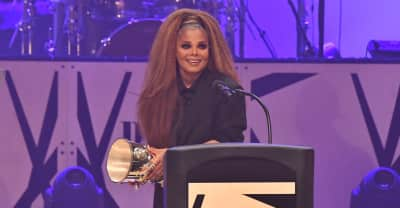 Janet Jackson is nominated for the 2019 Rock Hall Of Fame