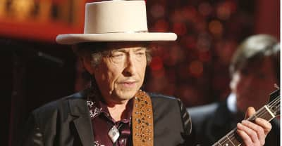 Listen To Bob Dylan's Nobel Prize Lecture