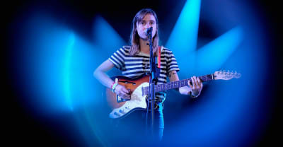 "Listen to Julien Baker cover Frightened Rabbit's ""The Modern Leper"""