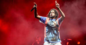 "Listen to J. Cole's new songs ""The Climb Back"" and ""Lion King on Ice"""