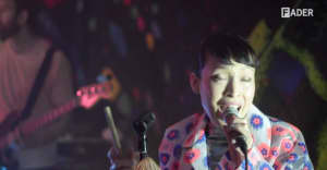 "Digital FORT: Little Dragon close out Day 1 with live performances of ""Hold on"" and ""Another Love"""