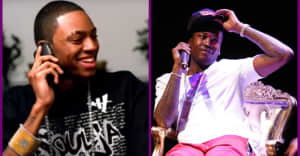 Meek Mill says he used Soulja Boy lyrics to impress girls from jail