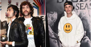 French electro act Justice send cease-and-desist to Justin Bieber over his album cover