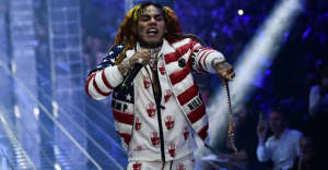 6ix9ine's ex-girlfriend alleges violent assaults in new interview
