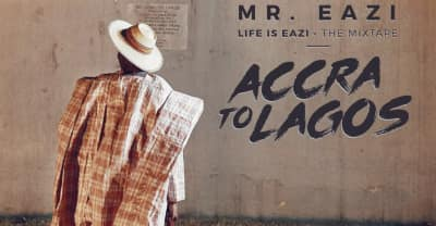 "Watch Mr Eazi's ""Leg Over"" Video Featuring Wizkid And Maleek Berry"