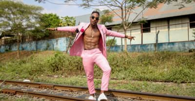 This New Track From Wizkid's Protégé Will Have You Twisting Your Waistline
