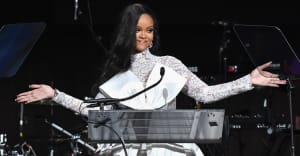 "Rihanna on the wait for R9: ""It's going to be worth it"""