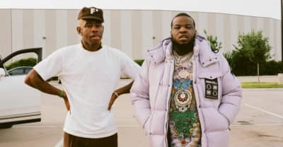 """Maxo Kream shares new song/video """"Big Persona"""" featuring Tyler, The Creator"""