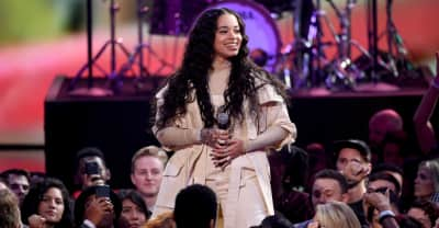 "Watch Ella Mai perform ""Trip"" on The Tonight Show"