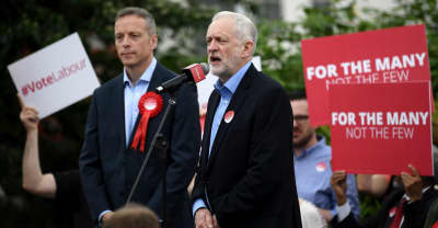 U.K. Residents, Sign This Pledge To Get Out The Vote For Labour On June 8