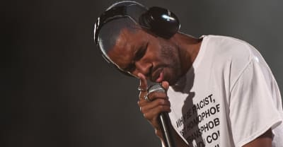 Frank Ocean's Endless reportedly coming to audio streaming platforms