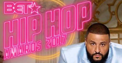 DJ Khaled Named As Host For The 2017 BET Hip Hop Awards