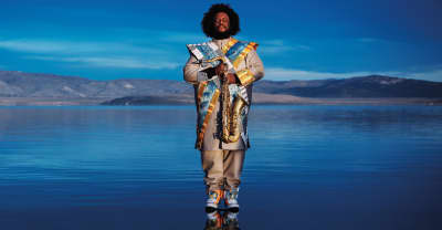 Listen to Kamasi Washington's Heaven and Earth