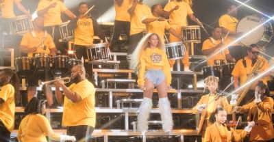 Here is Beyoncé's Coachella setlist