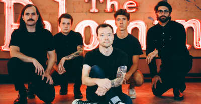 """Touché Amoré's """"Lament"""" video turns anxiety into art"""