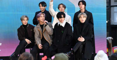 The company behind BTS has invested millions into an A.I. agency that can clone voices of musicians