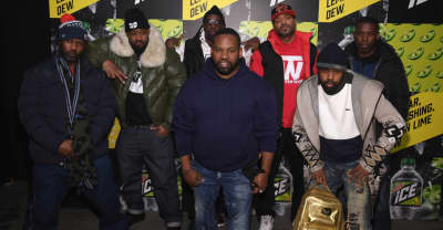 Here are the owners of the one-of-a-kind Wu-Tang Clan album Once Upon A Time In Shaolin