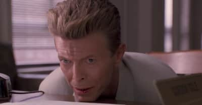 David Bowie Approved His Cameo In The Twin Peaks Revival Before His Death