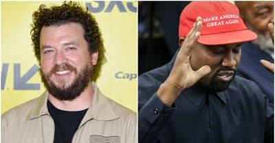 Kanye West asked Danny McBride to play him in a movie