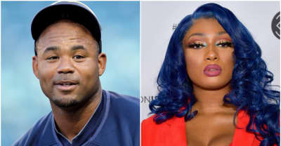 """Megan Thee Stallion's label boss responds to her lawsuit: """"Nothing is true that she said"""""""