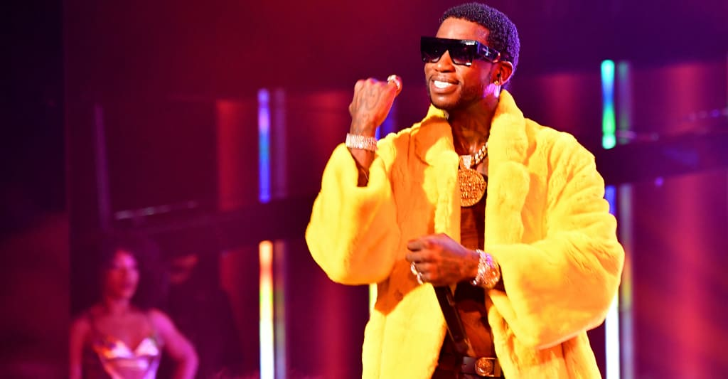 Gucci Mane is a face of the Gucci Cruise 2020 campaign
