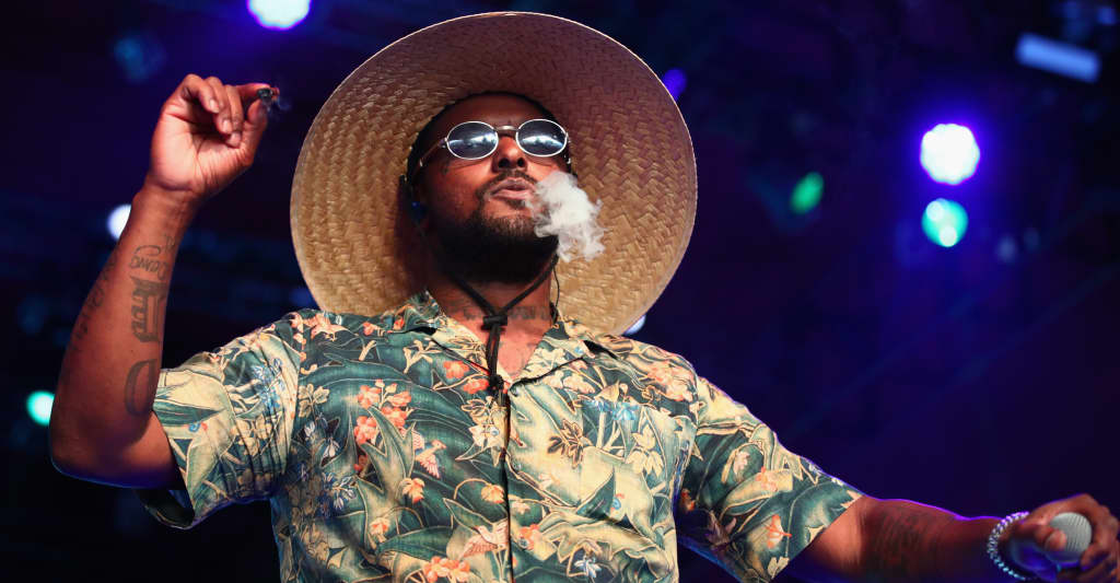 ScHoolboy Q battled depression with golf, fasting, boxing, and videogames
