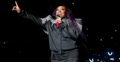 "Watch Missy Elliott dedicate her Video Vanguard Award to dancers: ""Y'all are not just props"""