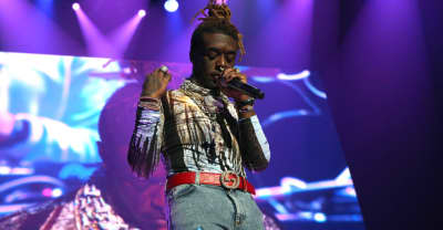 Lil Uzi Vert once again says Eternal Atake is finished