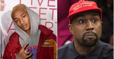 Jaden Smith will star as a young Kanye West in Showtime's Omniverse