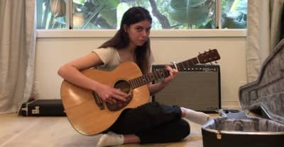 Digital FORT: Tomberlin plays a soothing new song to her dog