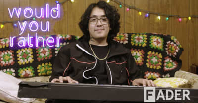 "Cuco lets his mind loose on ""Would You Rather"""