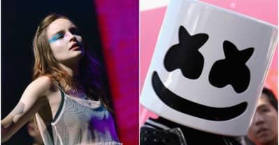 Chvrches criticize former collaborator Marshmello for Chris Brown/Tyga song