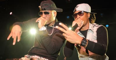 """Watch Future and Rocko reunite to perform """"Chosen One"""""""