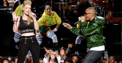 "T.I. says Iggy Azalea ""switched up"" for white fans, implies she had ghostwriters"