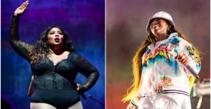 """Lizzo and Missy Elliot team up for new song """"Tempo"""""""
