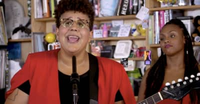 Watch Brittany Howard's scorching Tiny Desk Concert