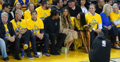 Report: The woman in the viral pic with Beyoncé from Game Three is getting death threats