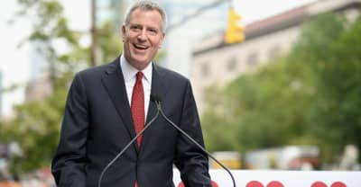 Bill de Blasio is the ska lover