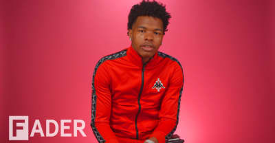 Lil Baby only started rapping this year, but he's already got Atlanta fired up