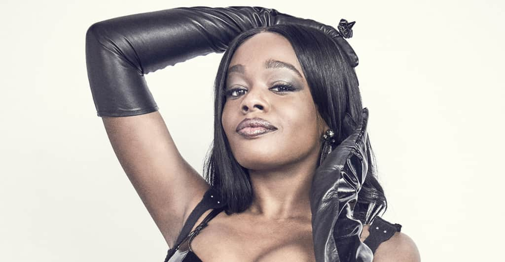 "Azealia Banks on Fantasea II: ""Everything just sounds more ..."
