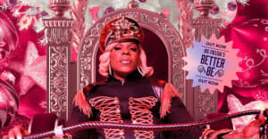 Listen to Big Freedia and Flo Milli's new Christmas song